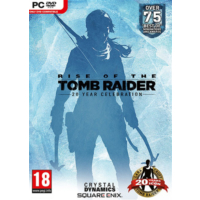Square Enix Pc Rise Of The Tomb Raider 20 Year Artbook Edt.