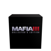 Take 2 Pc Mafia III Collector Edt.