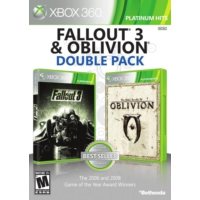 Fallout 3 Oblivion Double Pack Xbox 360