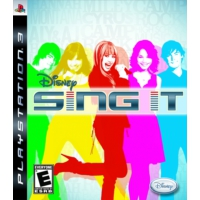 Disney Sing İt Ps3