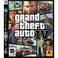 GTA IV PS3