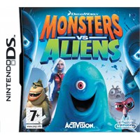 Monsters vs Aliens DS