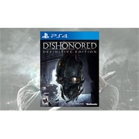 Bethesda Ps4 Dishonored Definitive Edition