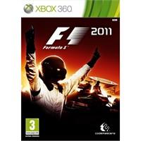 Codemasters X360 F1 2011