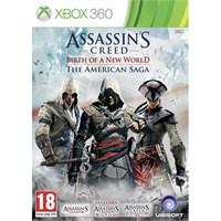 Ubisoft X360 Assassıns Creed Amerıcan Saga