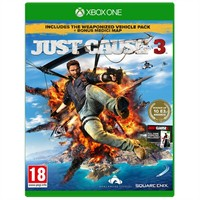 Square Enix Xbox One Just Cause 3:Medıcı Map Limited Edt.
