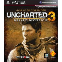 Uncharted 3: Drake's Deception Game of the Year Edition Türkçe PS3