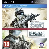 Ghost Recon 2 + Future Soldier PS3
