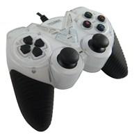 Trilogic GP424 Analog USB PC Uyumlu Gamepad (Beyaz)