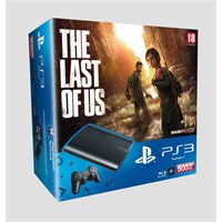 Sony Playstation 3 500 gb Oyun Konsolu + The Last of Us Ps3 Oyunu