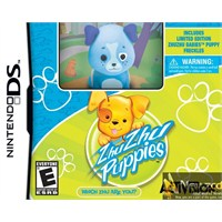Zhu Zhu Pets Puppies Bundle DS