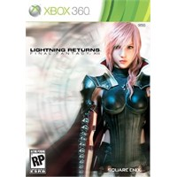 Lightning Returns Final Fantasy XIII Xbox 360