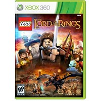 Lego Lords Of The Rings Xbox 360