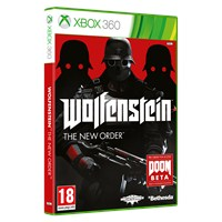 Wolfenstein The New Order Xbox 360