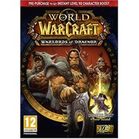 Wow Warlords Of Draenor Pre Sell Box