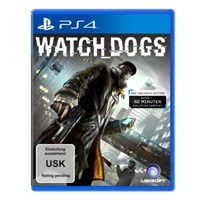 Sony Playstation 4 500 Gb Oyun Konsolu + Watch Dogs PS4 ( Sony Eurasia Garantili )