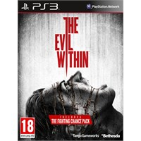 The Evil Within Limited Edition Incl The Fighting Chance PS3