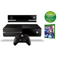 Microsoft Xbox One 500 Gb + Kinect + Dance Central Spotlight
