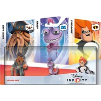 Disney Infinity Villain 3 Pack
