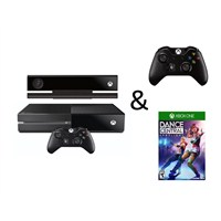 Microsoft Xbox One 500 Gb + Kinect Sensor + Dance Central Spotlight Oyun