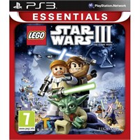 Disney Lego Star Wars III The Clone Wars Ps3