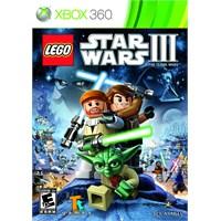 Lego Star Wars III Clone Wars Xbox 360