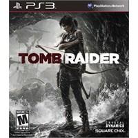 Tomb Raider Ps3 Oyunu