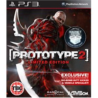Prototype 2 Limited Edition Ps3 Oyunu