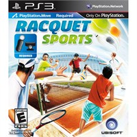 Racquet Sports Ps3 Oyun