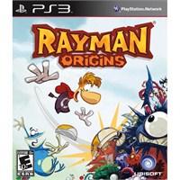 Rayman Origins Ps3 Oyunu