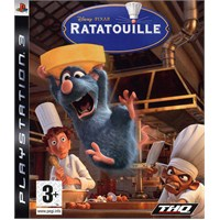 Disnep Pixar Ratatouille Ps3 Oyunu