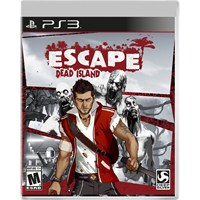Dead Island Escape Ps3 Oyun