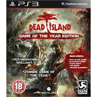 Dead Island Game The Year Edition Ps3 Oyun