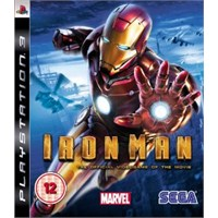 Iron Man Ps3 Oyun