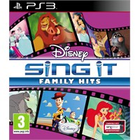 Disney Ps3 Disney Sıng It Famıly Hıts