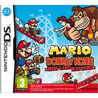 Nintendo Ds Mario Vs. Donkey Kong Mını-Land Mayhem