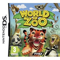 Thq Ds World Of Zoo