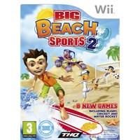 Thq Wii Bıg Beach Sports 2