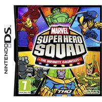 Thq Ds Marvel Super Hero Squad The Infınıty Gauntlet