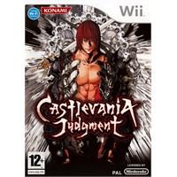 Konami Wii Castlevanıa Judgment