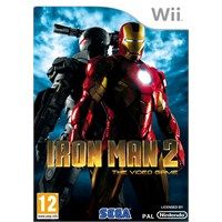 Sega Wii Iron Man 2 The Video Game