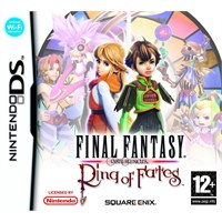 Square Enix Ds Fınal Fantasy Crystal Chonıcles Rıng Of Fates