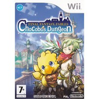 Square Enix Wii Fınal Fantasy Chocobos Dungeon