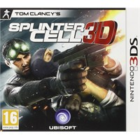 Ubisoft 3Ds Splınter Cell 3D