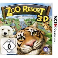 Ubisoft 3Ds Zoo Resort 3D