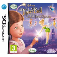 Disney Ds Tınkerbell Great Faıry Rescue