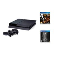 Sony Playstation 4 500 Gb Oyun Konsolu + The Order : 1886 Ps4 + Infamous Second Son Ps4 (Sony Eurasia Garantili)