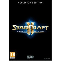 Starcraft 2 Legacy Of The Void PC Collector's Edition