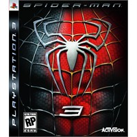 Activision Spiderman 3 Ps3 Oyun