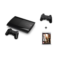 Sony Playstation 3 500 gb Oyun Konsolu + The Last of Us + 2. Joystick
